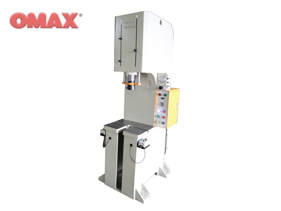 C Frame Floor Type Hydraulic Press (TPCH)