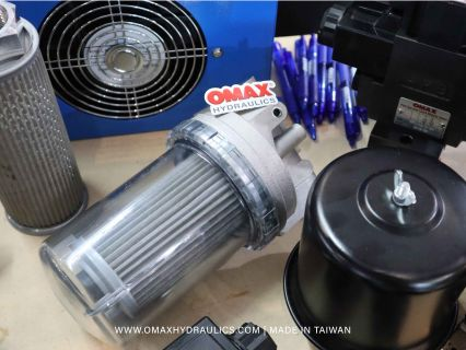 Piping Type Inline Oil Filter
