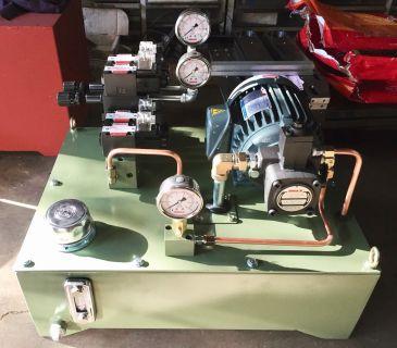 液壓動力單元 (油箱)
