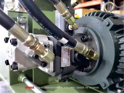 Vane Pump + Gear Pump
