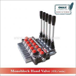 Monoblock Control Valve