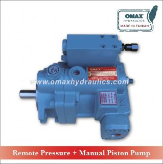 Remote Pressure Control & Manual Pressure Type (BH)