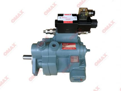 Solenoid Two Pressure Control Type (E)