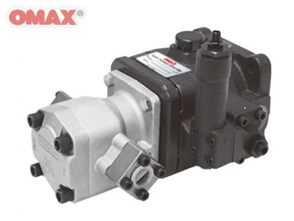 Medium-Pressure Vane Pump + Gear Pump (VDCG)