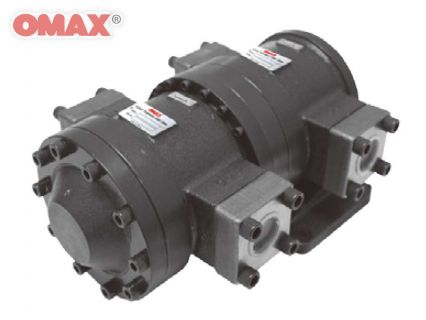 Double Type Vane Pump (150T+ & 150F+)