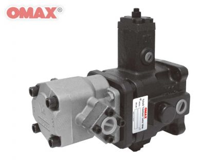 Vane Pump + Gear pump (VPG)