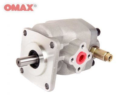 Gear Pump with Relief Valve
