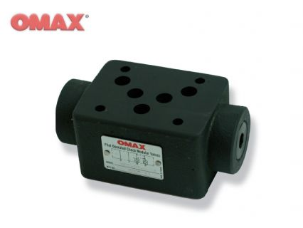 Modular Pilot Operated Check Valve (MPC)