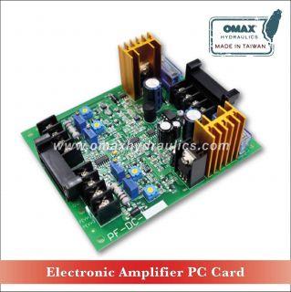 Power Amplifier PC Board