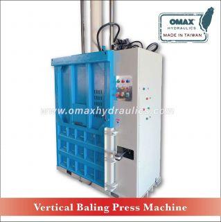 Vertical Waste Baling Press (TVB)